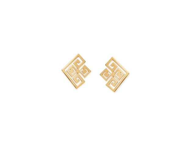 Aretes Tilik Dorado