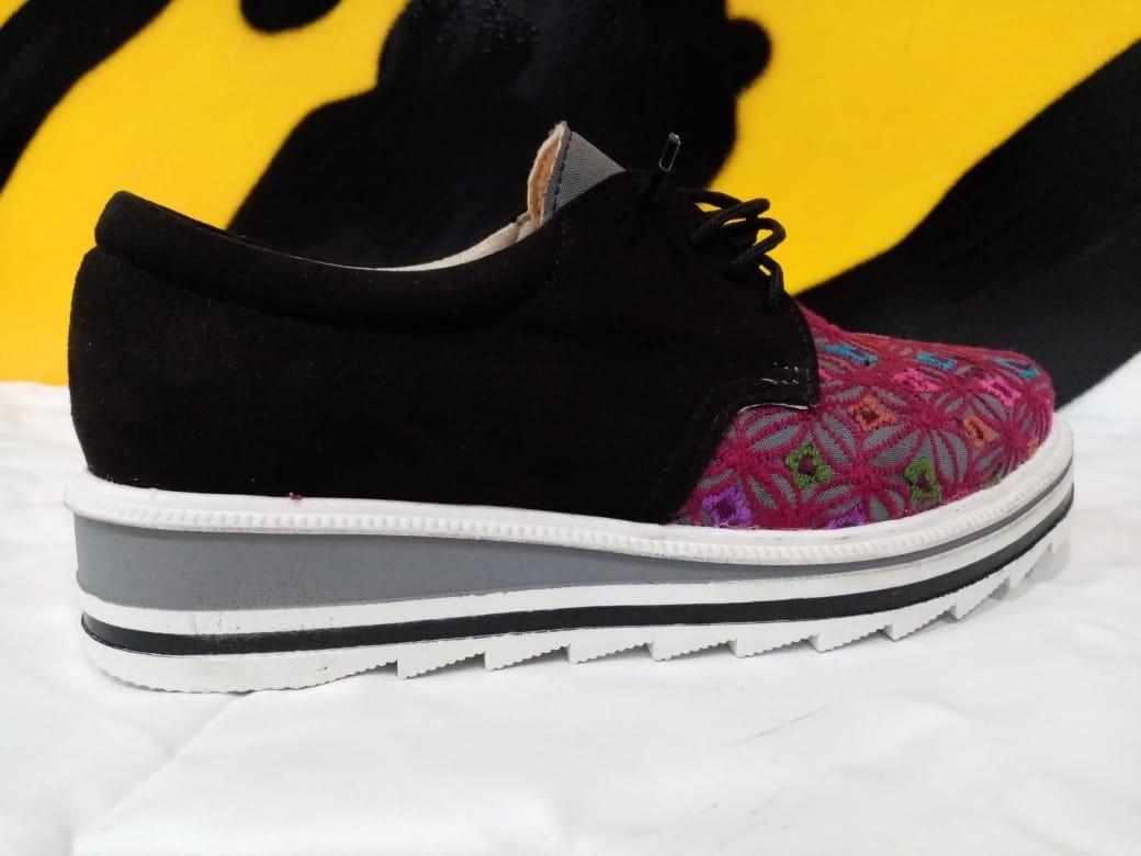 Zapato Bostoniano