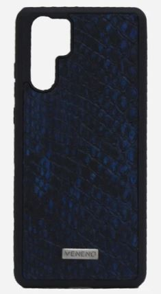 Case Huawei P30 pro Piton Azul Azul