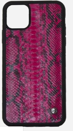 Case Iphone 11 Pro Max Piton rosa