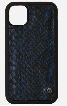 Case Iphone 11 Tiburon Azul
