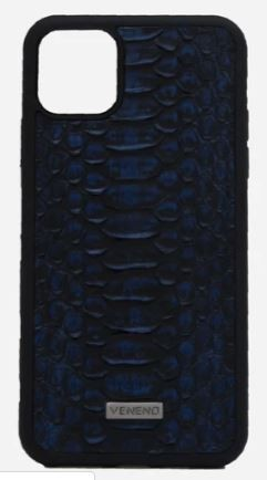 Case Iphone 11 Piton Azul Azul
