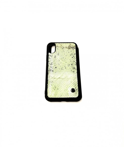 Case Iphone x/xS Lizard verde menta