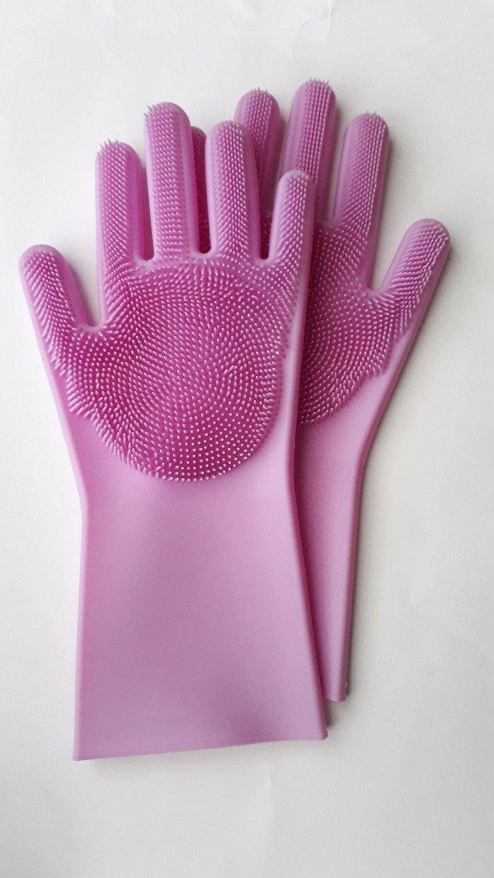 guantes silicon