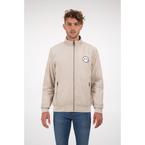 CHAMARRA PATCH JACKET