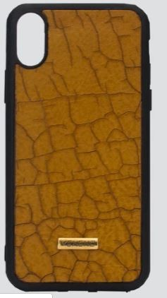 Phone Case Iphone XS Vacuno craquelado