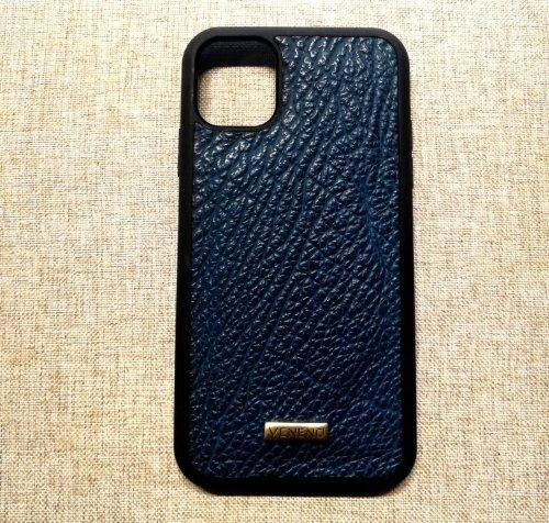 Phone case Iphone X tiburon azul