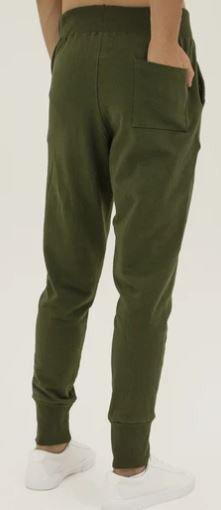 Pisat Pants + Hoodie Verde