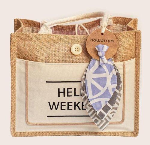 Bolsa Hello Weekend